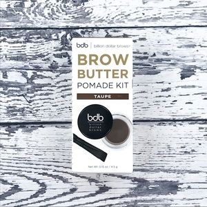 Billion Dollar Brows Brow Butter Pomade in Taupe